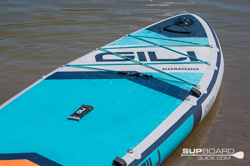 Gili Komodo Board Features