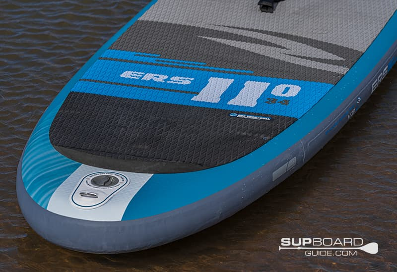 SUP Board Guide ERS V3 11 Deckpad