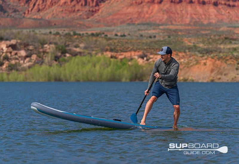 SUP Board Guide ERS V3 11 Maneuverability