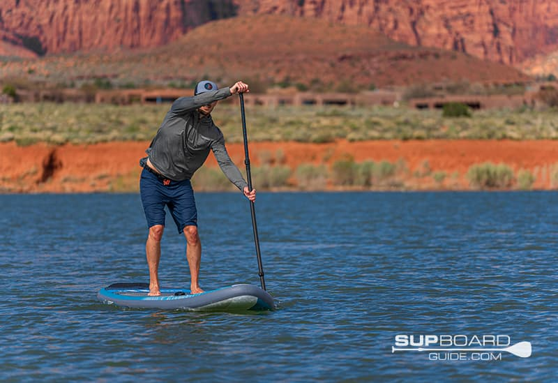 SUP Board Guide ERS V3 11 Tracking