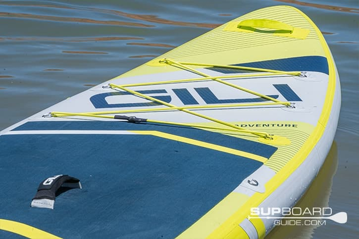 SUP Board Guide Gili features