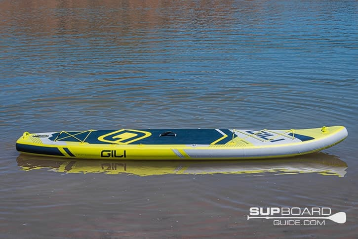 SUP Board Guide Gili Materials