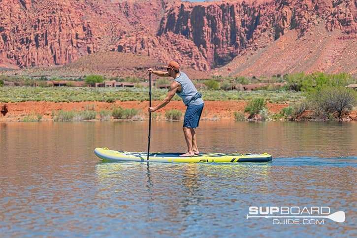 SUP Board Guide Gili Adventure