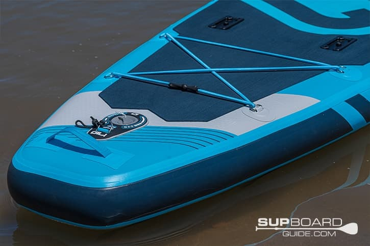 SUP Board Guide Gili Adventure Deck Pad