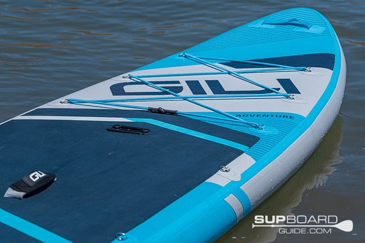 SUP Board Guide Gili-Adventure Features