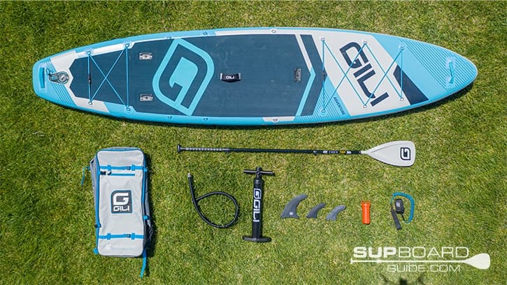 SUP Board Guide Gili Adventure Review