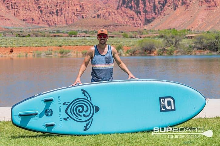SUP Board Guide Gili Meno Review