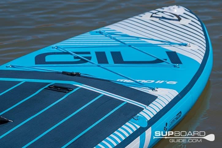 SUP Board Guide Gili Meno Features
