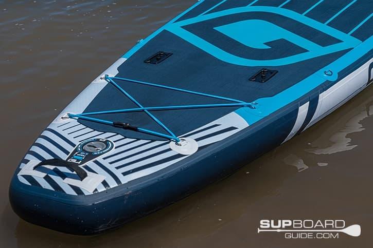 SUP Board Guide Gili Meno Deck Pad