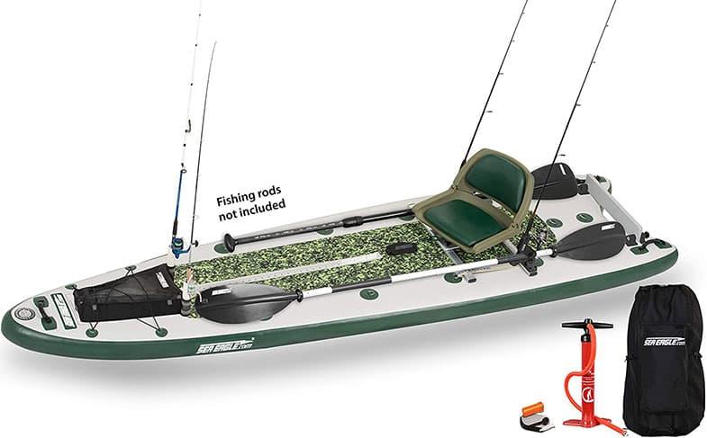 Sea Eagle 12'6'' Fish Inflatable SUP