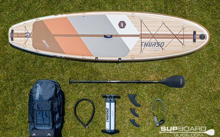 Thurso Surf Waterwalker 132 SUP Review