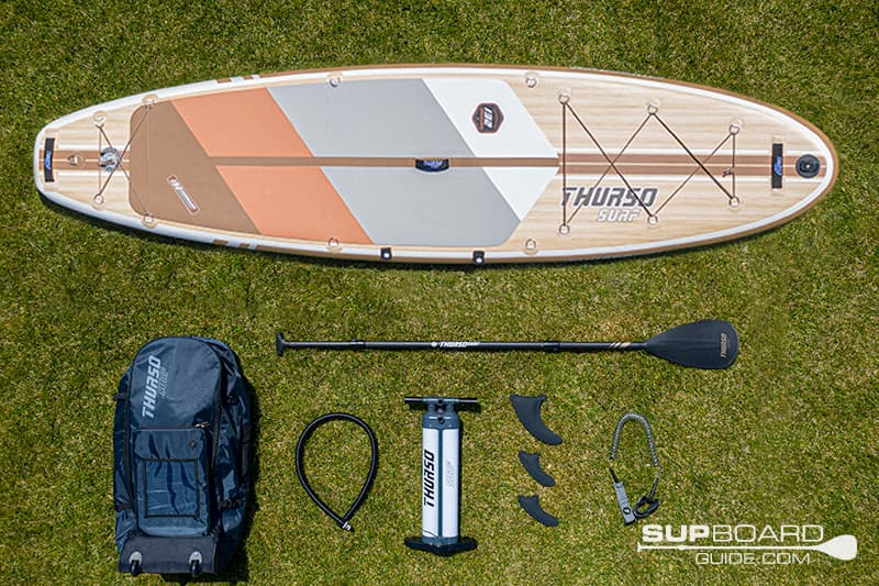 Thurso Surf Waterwalker 132 SUP Review