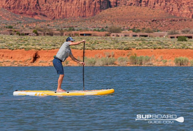 Thurso Waterwalker 120 Stability