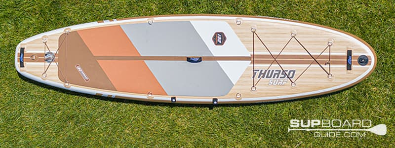 Thurso Waterwalker 132 Board Design