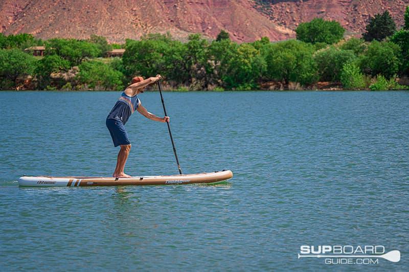 Thurso Waterwalker 132 Stability