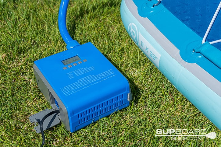irocker Electric SUP Pump