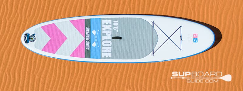 Baysport Explorer Board Design