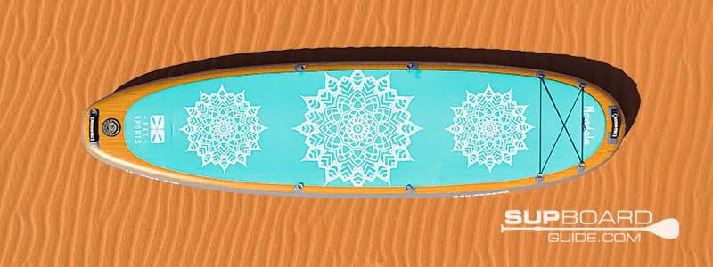 Baysport Mandala Board Design