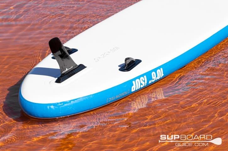 SUP Board Guide Bay Sports Explore Fins