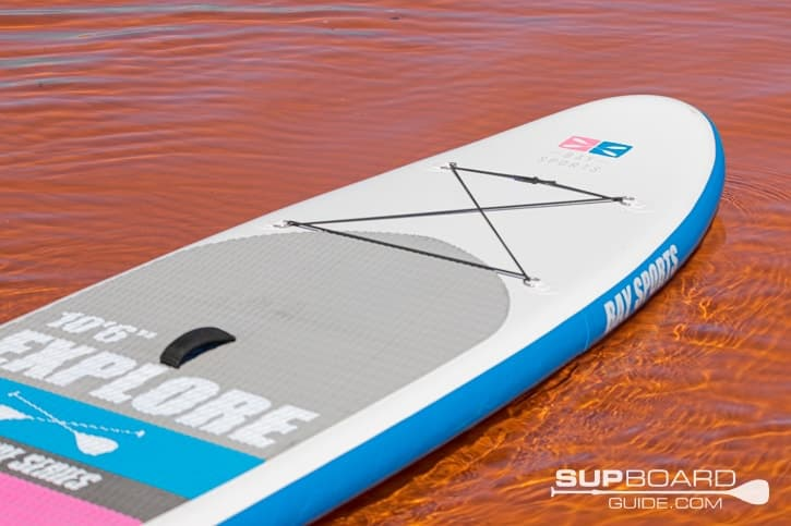 SUP Board Guide Bay Sports Board Features