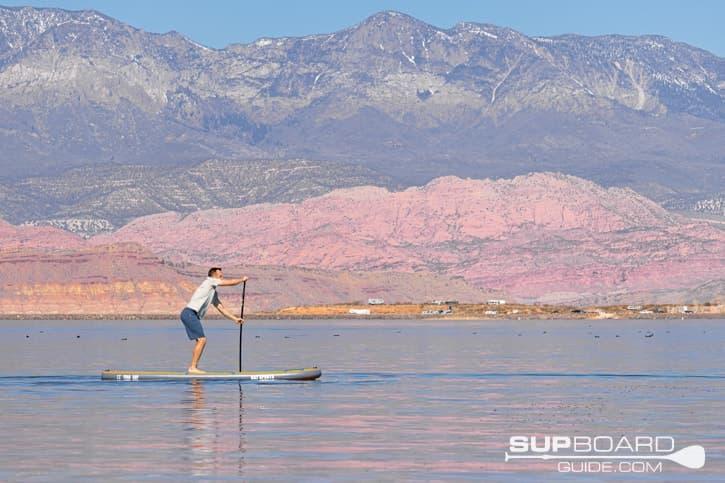 SUP Board Guide Bay Sports Mandala Yoga