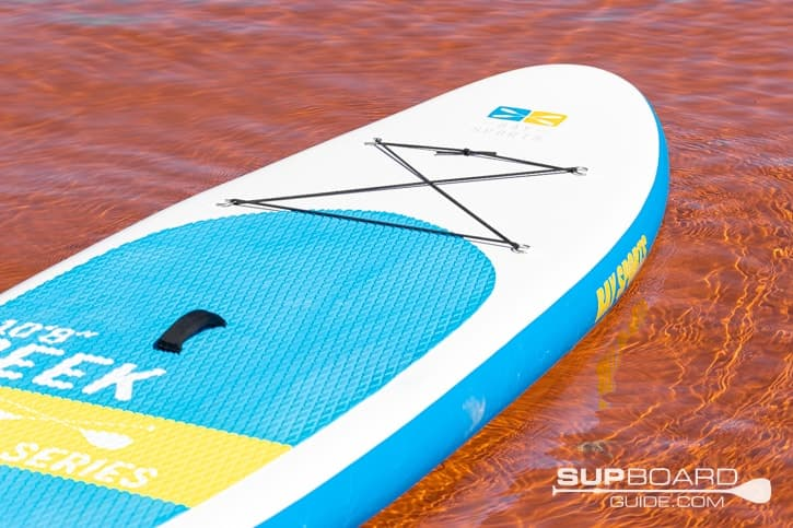 SUP Board Guide Bay Sports Seek Features