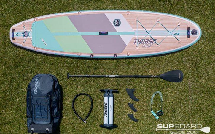Thurso Surf WaterWalker 126 Review