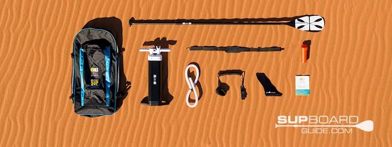 Bay Sports Original Series Accessories