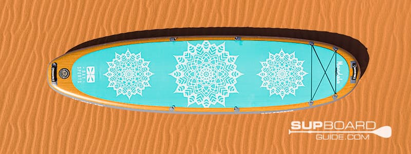 Baysport Mandala Board Design