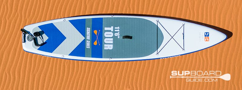 Baysport Tour Board Design