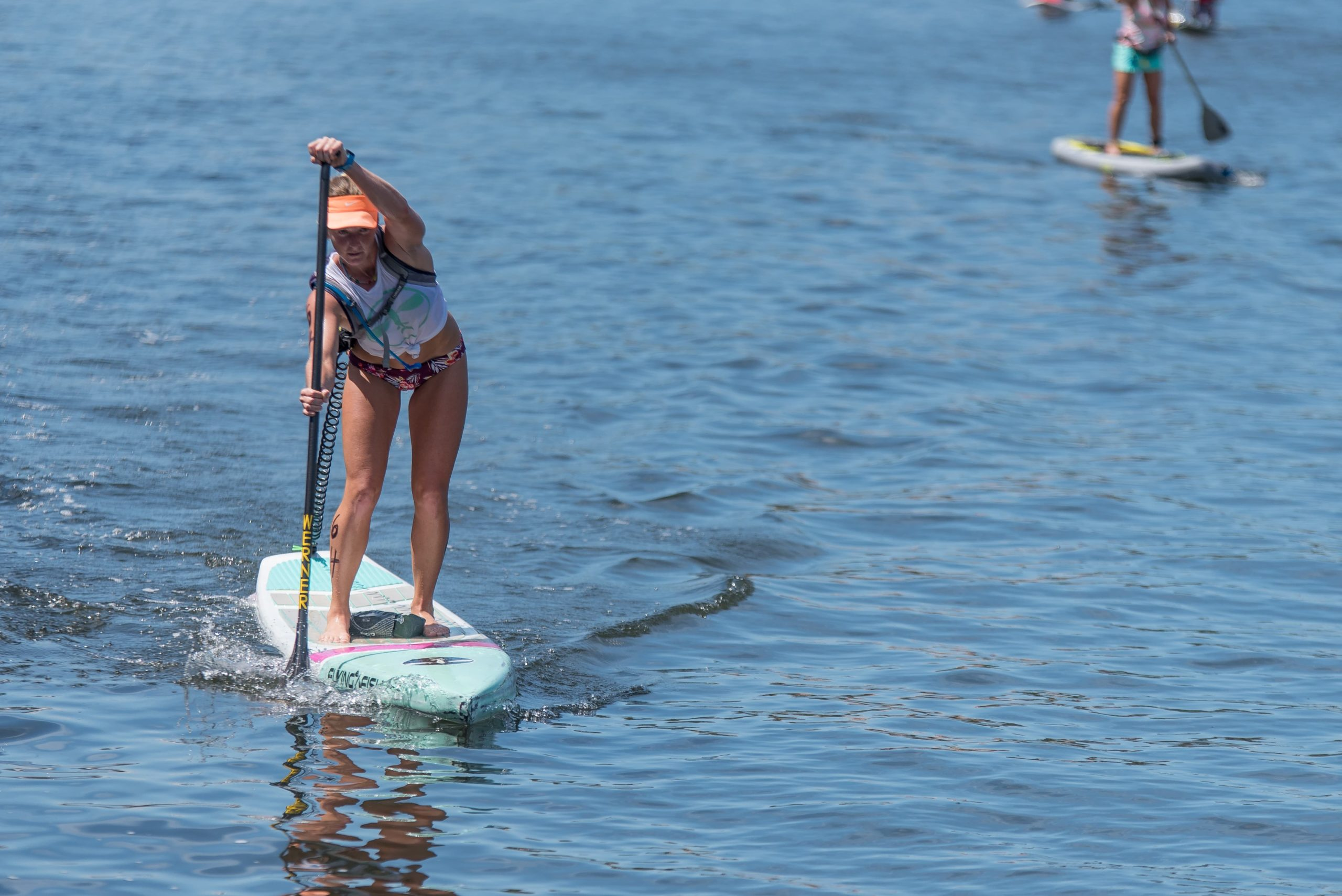 Improve Your Paddle Stroke