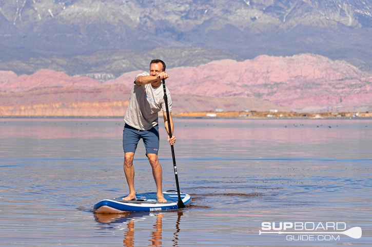 SUP Board Guide Bay Sport Tour