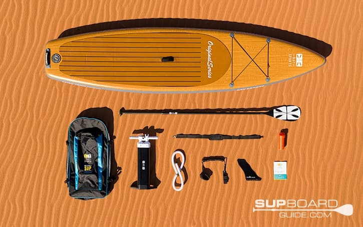SUP Board Guide Bay Sports Original Series