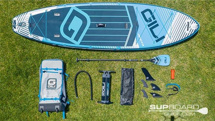 SUP Board Guide Gili Meno