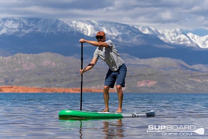 SUP Board Reviews Gili Air