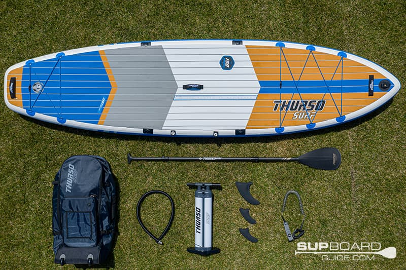 Thurso Max138 Review