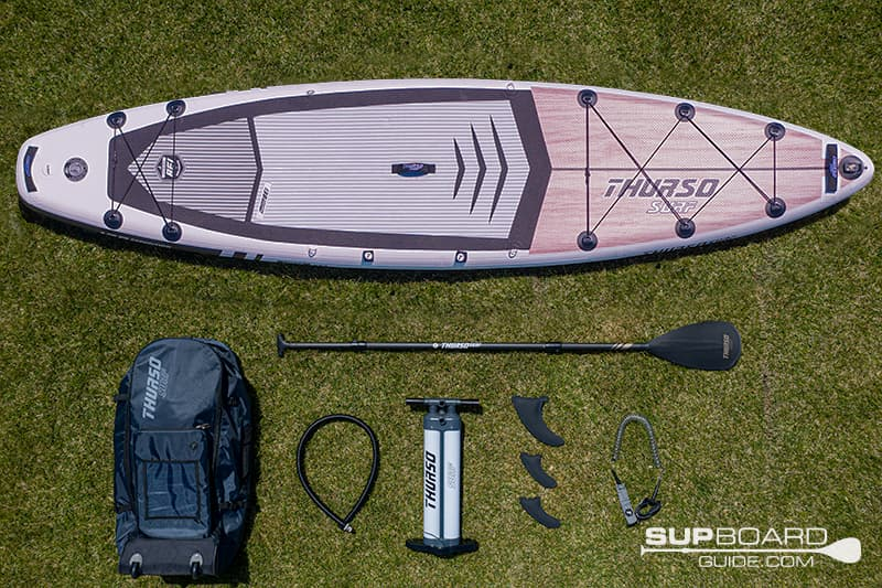 Thurso Surf Expedition 138 Review