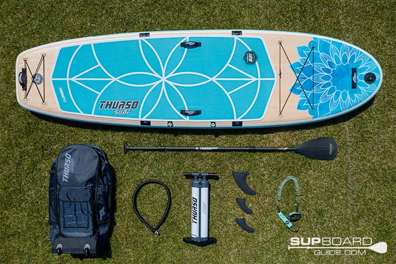 Thurso Surf Tranquility SUP Board Review