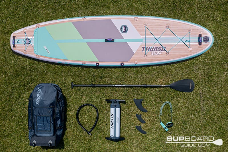 Thurso Surf Waterwalker 126 Review