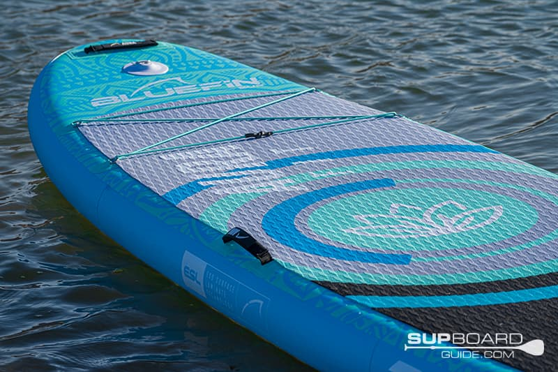 Bluefin Aura 108 Board Features
