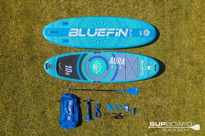 Bluefin Aura 108 Overall Review