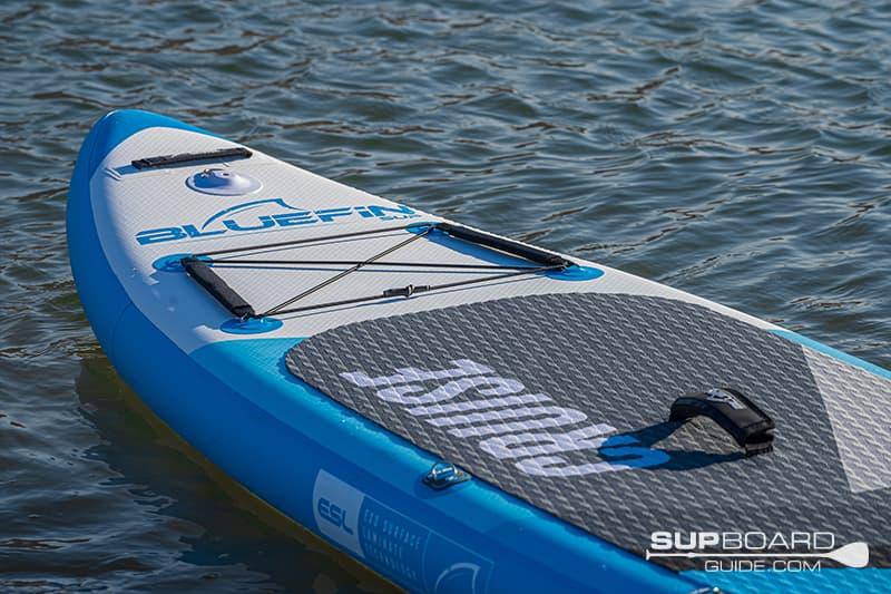 Bluefin Cruise 108 Board Features