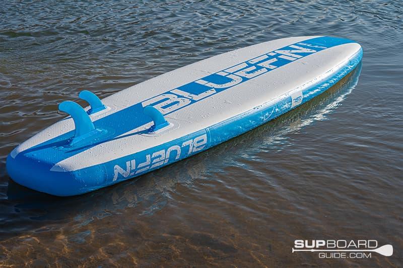 Bluefin Cruise 108 Bottom Design