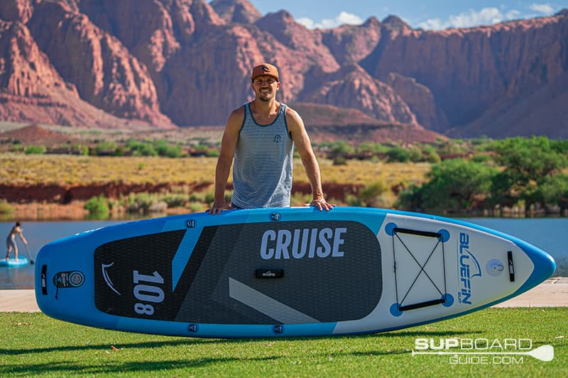 Bluefin Cruise 108 SUP Review