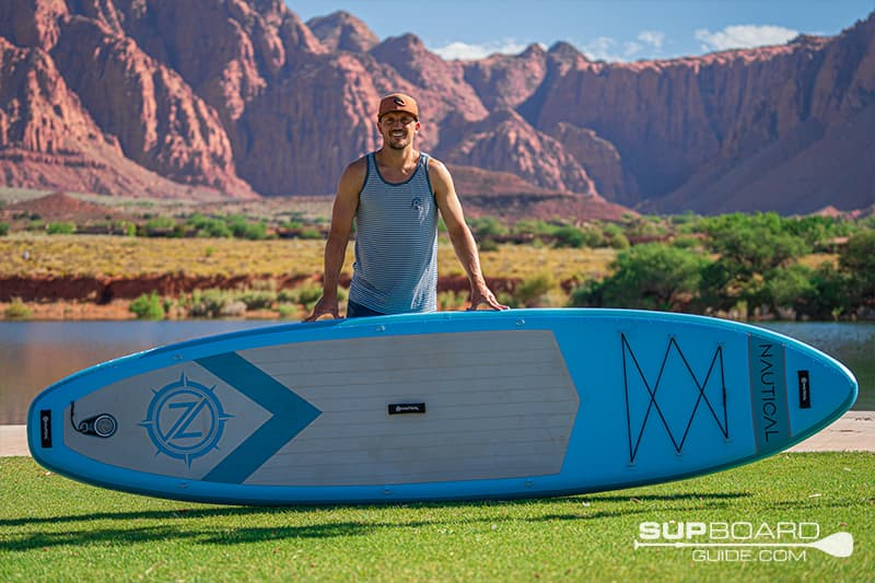 Nautical 116 SUP Review