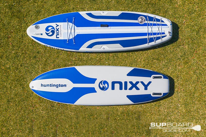 Nixy Huntington 96 Board Shape