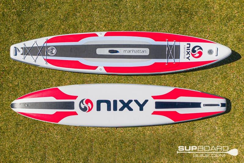 Nixy Manhattan 126 Board Shape