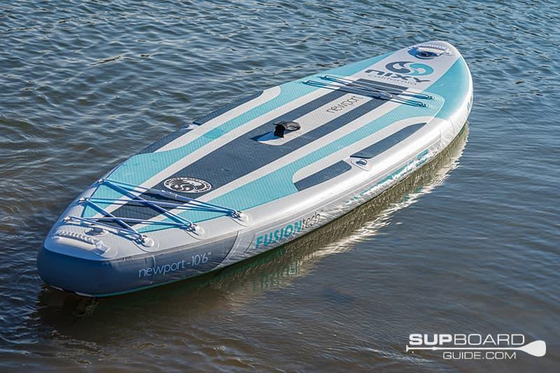 Nixy Newport 106 Board Design