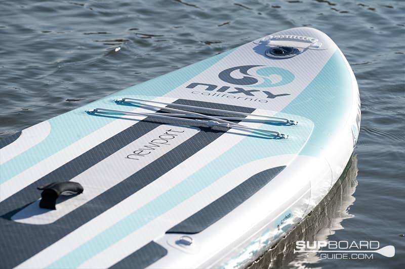 Nixy Newport 106 Board Features