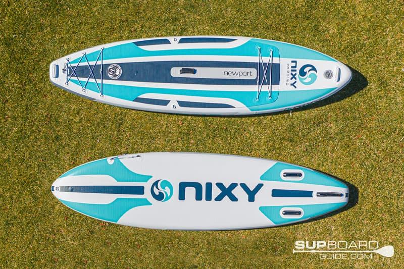 Nixy Newport 106 Board Shape